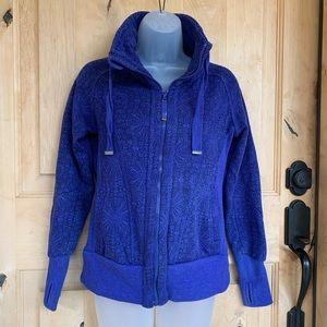 Mondetta Warm Fleece Lined Zippered jogging Jacket
